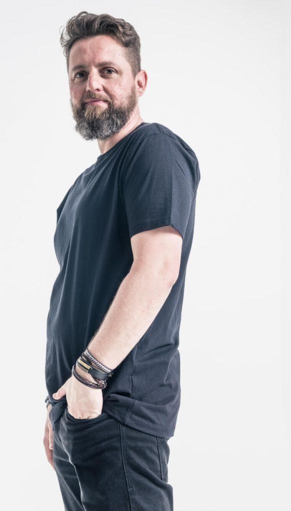 Romulo Carvalho foto para divulgação